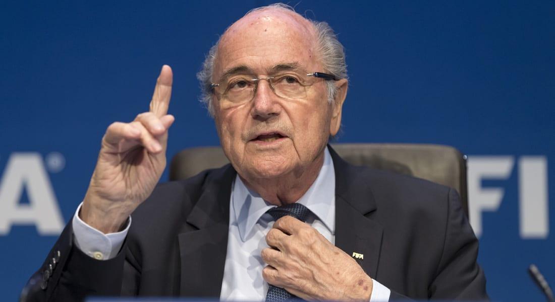 """الادعاء السويسري لا يستبعد استجواب بلاتر حول ملفي """"روسيا 2018"""" و""""قطر 2022"""""""