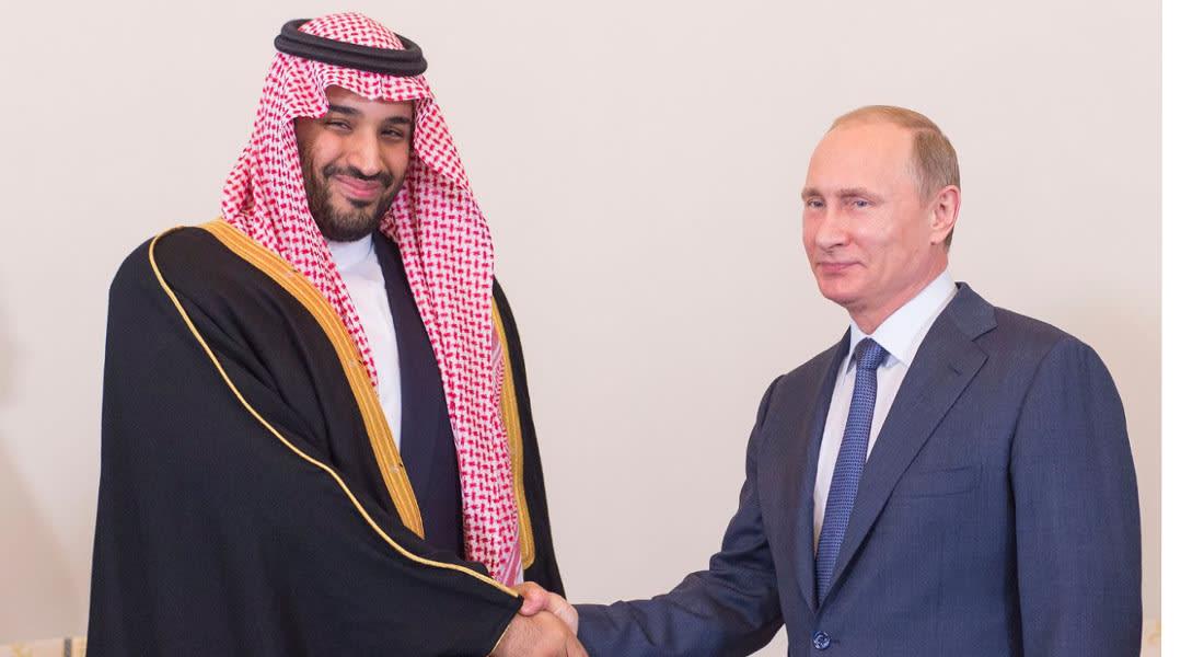 الملك سلمان يقبل دعوة لزيارة موسكو ومباحثات نجله تركز على التعاون النووي وصاروخ اسكندر