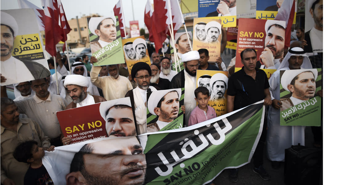 العراق يحذر البحرين من تداعيات الحكم على الشيخ علي سلمان ويدعو لمراجعته