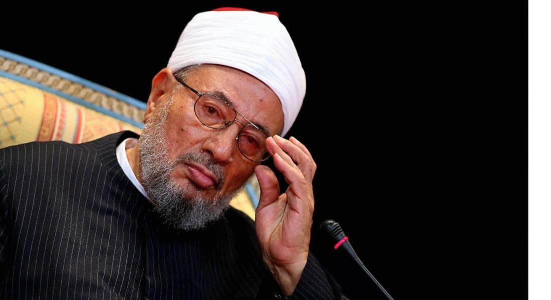 القرضاوي يوجه رسالة للمعتقلين في مصر.. وعن أحمد منصور: هل تستعيد ألمانيا نازيتها