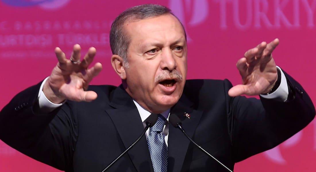 أردوغان مهاجما ألمانيا بعد توقيف أحمد منصور: أذعنوا لسلطات الانقلاب بمصر واستقبلوا القتلة بالسجاد الأحمر
