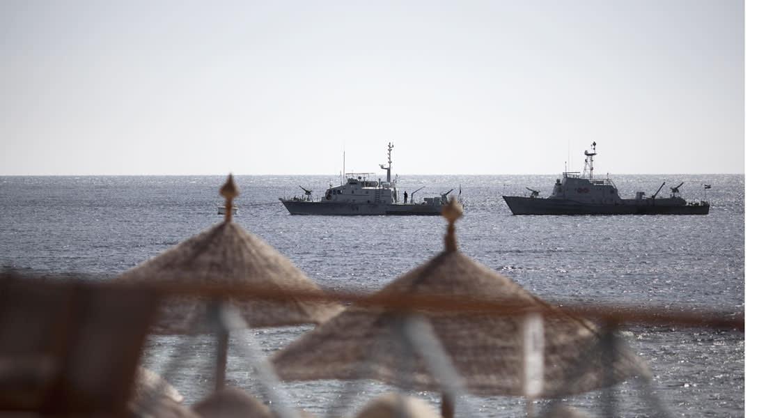 الولايات المتحدة تسلم مصر زورقي صواريخ سريعة لحماية الملاحة البحرية ومكافحة الإرهاب