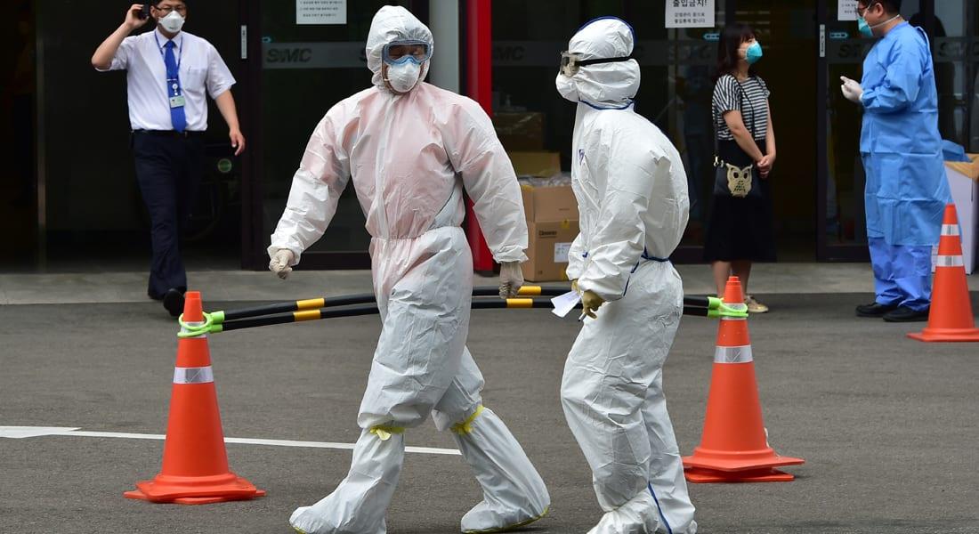سامسونغ تعتذر عن تفشي فيروس كورونا في مستشفى تابع لها