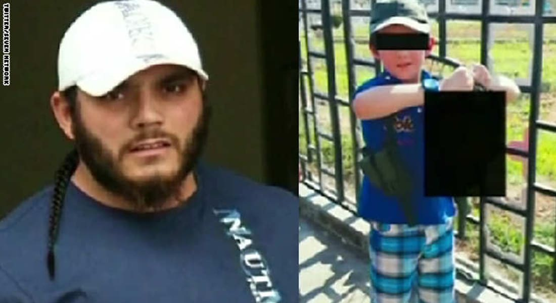 """زوجة وابنة """"حاملي الرؤوس المذبوحة"""" تؤكد مقتلهما بغارة على داعش.. واستراليا تحقق"""