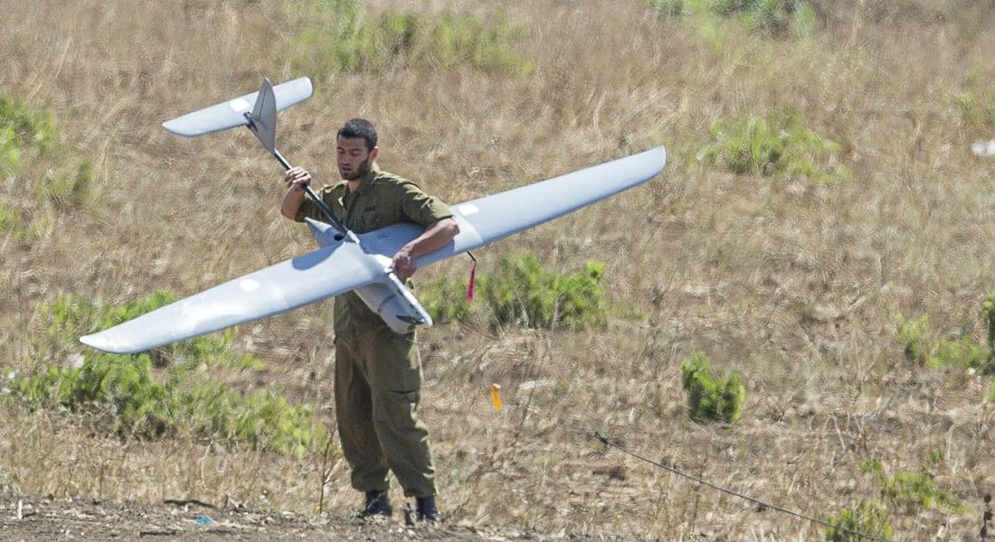 إسرائيل تؤكد تحطم طائرة بدون طيار على الحدود مع قطاع غزة يرجح تبعيتها لحماس
