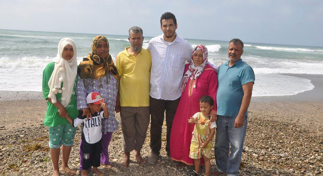 المدرب المغربي مصطفى العمراني يعتزل التايكواندو نهائيًا ويقرّر التخلي عن جمعيته
