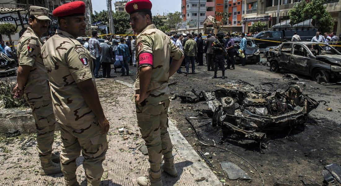 وفاة النائب العام المصري متأثرا بإصابته في تفجير استهدف موكبه بالقاهرة