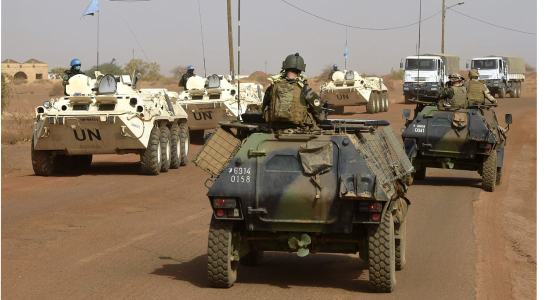 مقتل 6 وإصابة 5 من قوات حفظ السلام في مالي والقاعدة في بلاد المغرب تتبنى الهجوم
