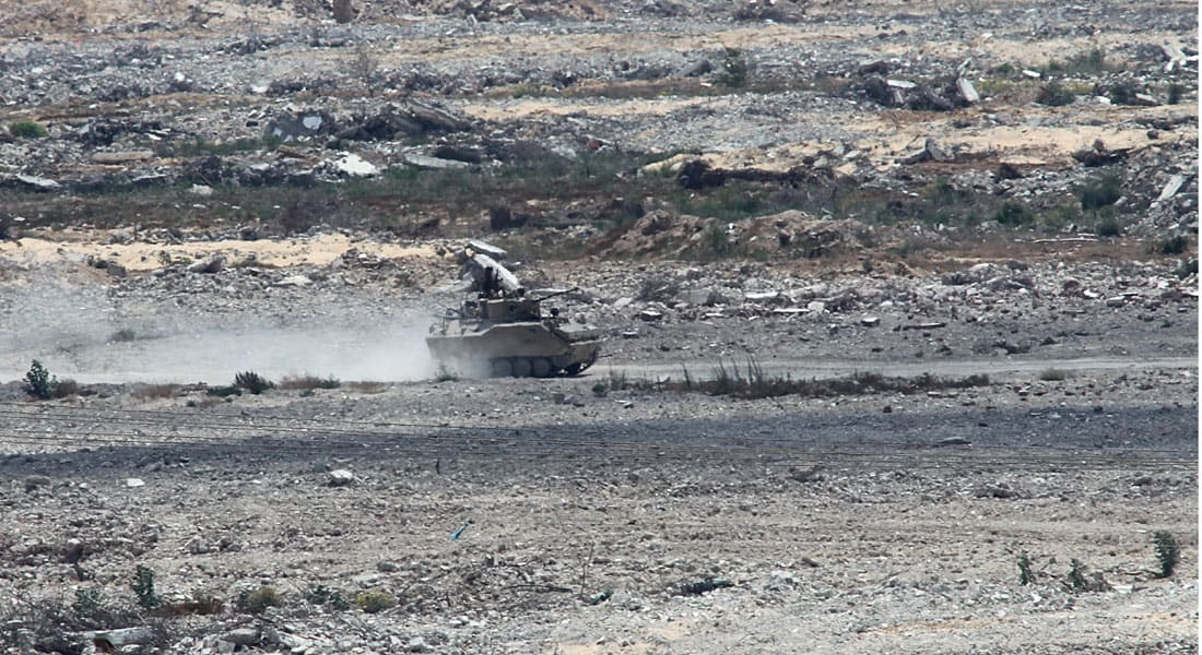 """""""ولاية سيناء"""" تتبنى إطلاق صواريخ على إسرائيل.. وتهدد باستهداف شرم الشيخ"""