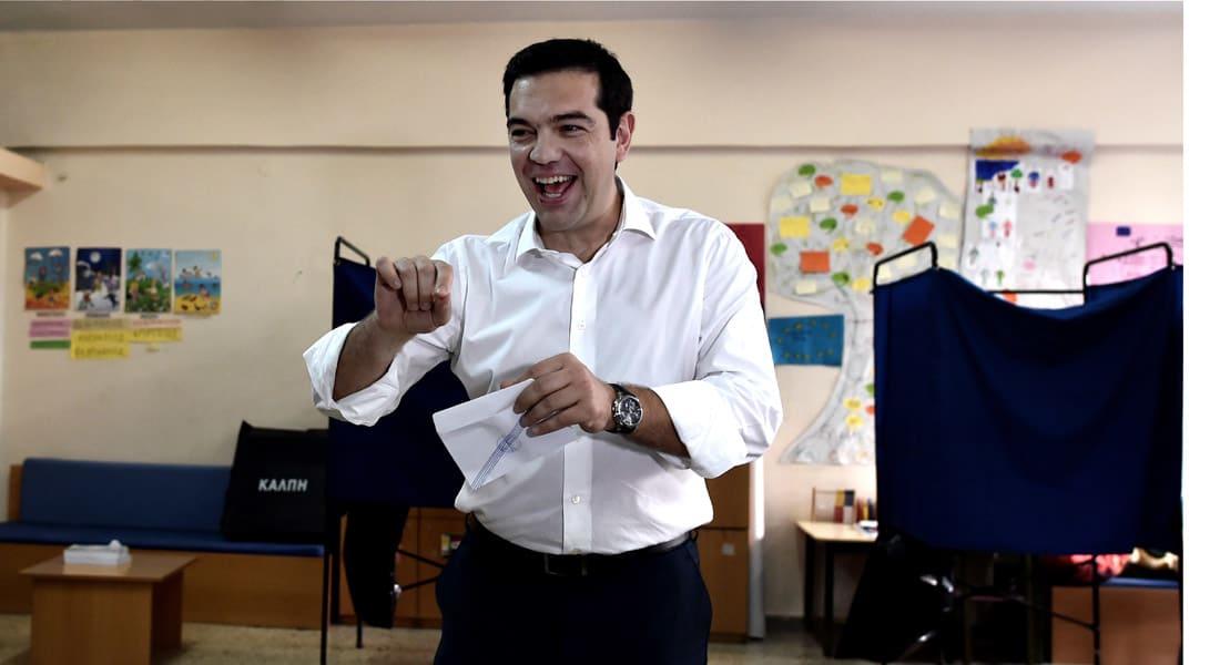 """الدعوة لقمة أوروبية الثلاثاء ورئيس وزراء اليونان: التصويت بـ""""لا"""" خيار شجاع والديمقراطية لا يمكن ابتزازها"""