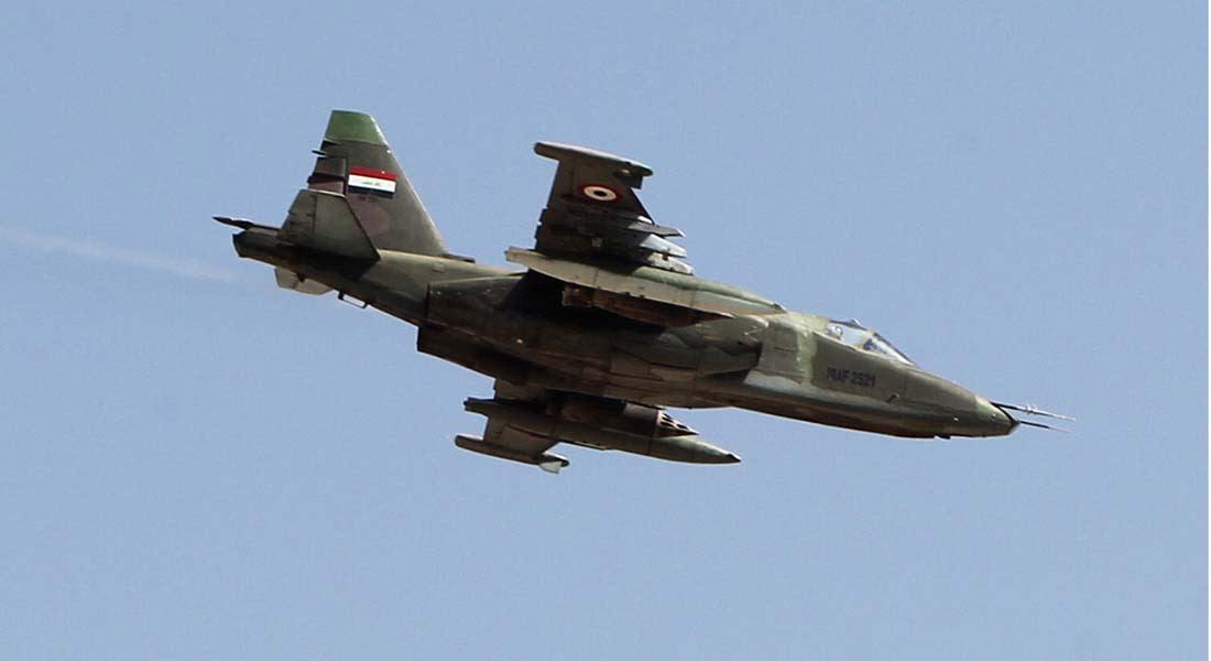 """العراق.. 7 قتلى في قصف جوي """"بطريق الخطأ"""" على حي سكني ببغداد"""