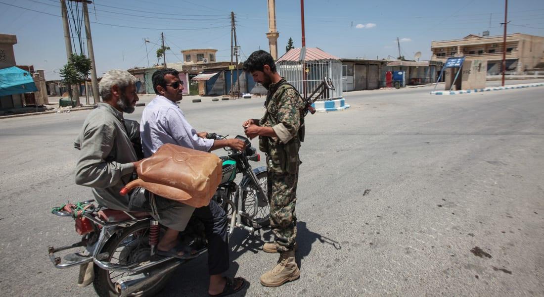 """سوريا.. الوحدات الكردية تستعيد 10 قرى بمعارك خلفت 78 قتيلاً بصفوف """"داعش"""""""