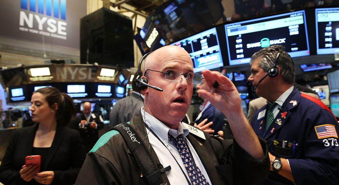 """""""خلل تقني"""" يتسبب بإيقاف التداول ببورصة نيويورك واستبعاد هجوم إلكتروني"""