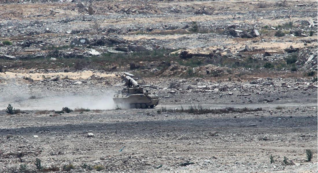 """إسرائيل تتهم """"حماس"""" بدعم هجوم """"داعش"""" في سيناء للحصول على السلاح.. وتفتح طريقا حدوديا مع مصر"""