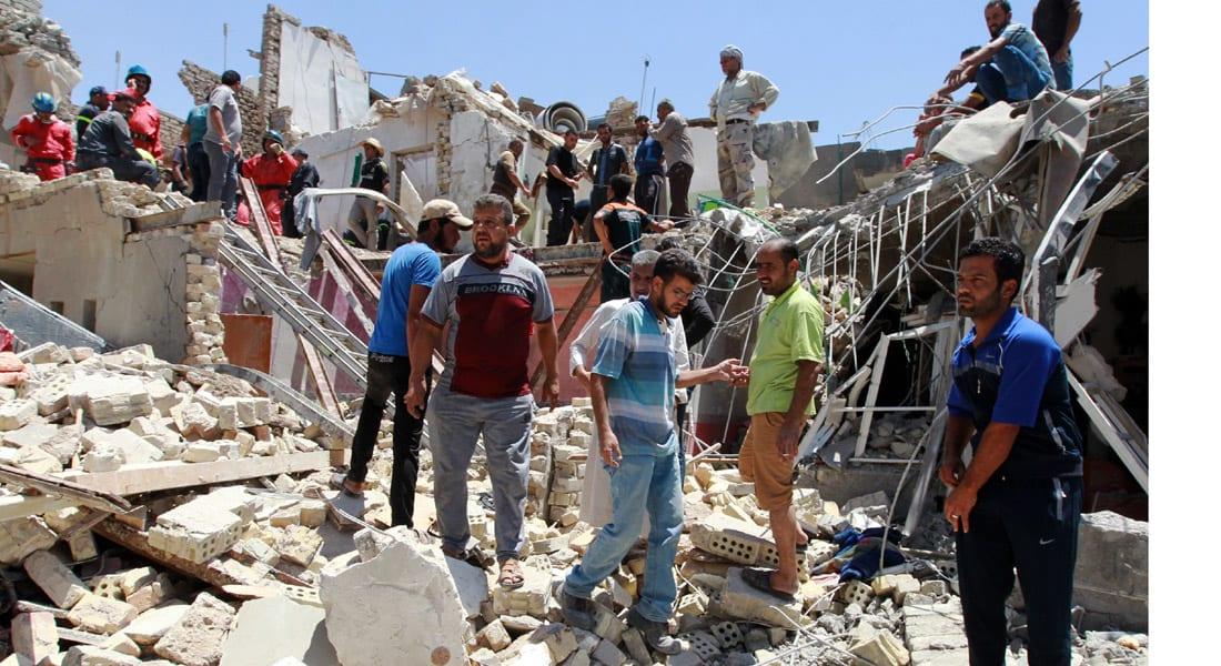 بعد قصف منطقة سكنية بالخطأ.. وزارة الدفاع: أخطاء الطيران العراقي أقل من بقية دول العالم