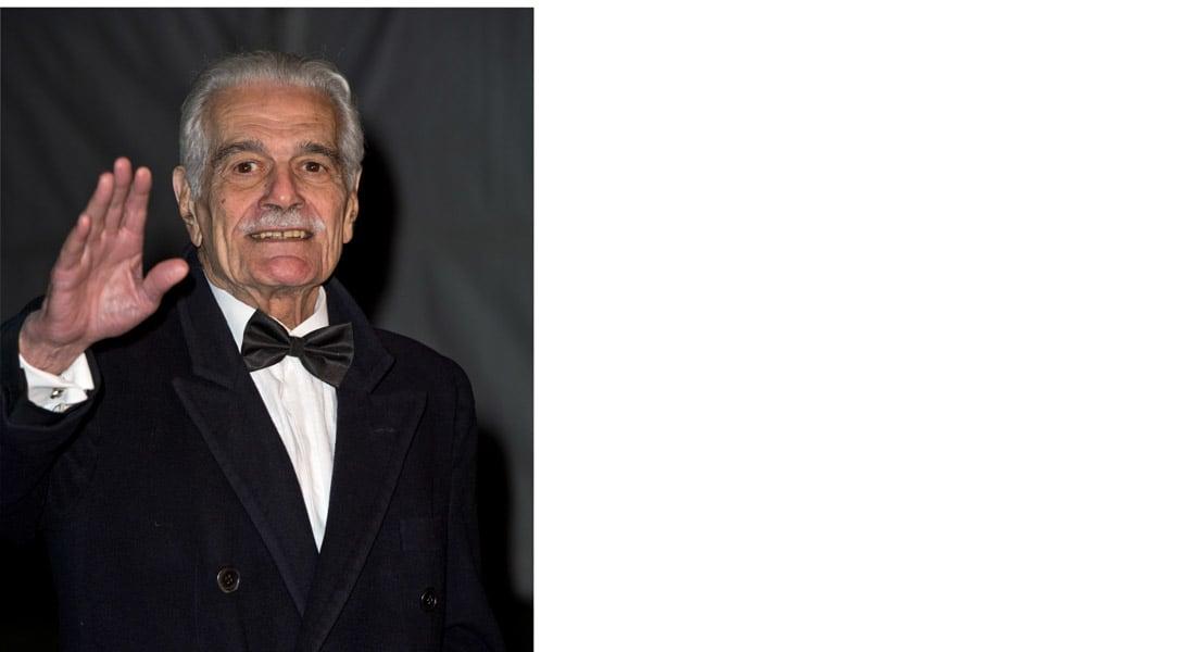 وفاة الفنان العالمي عمر الشريف بنوبة قلبية وتشييع جثمانه الأحد