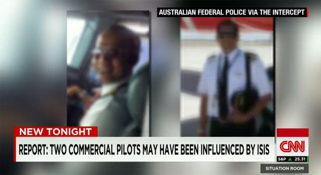 تقرير استخباراتي يثير تساؤلات حول وجود طيارين تجاريين بصفوف داعش.. والاشتباه بإندونيسيين