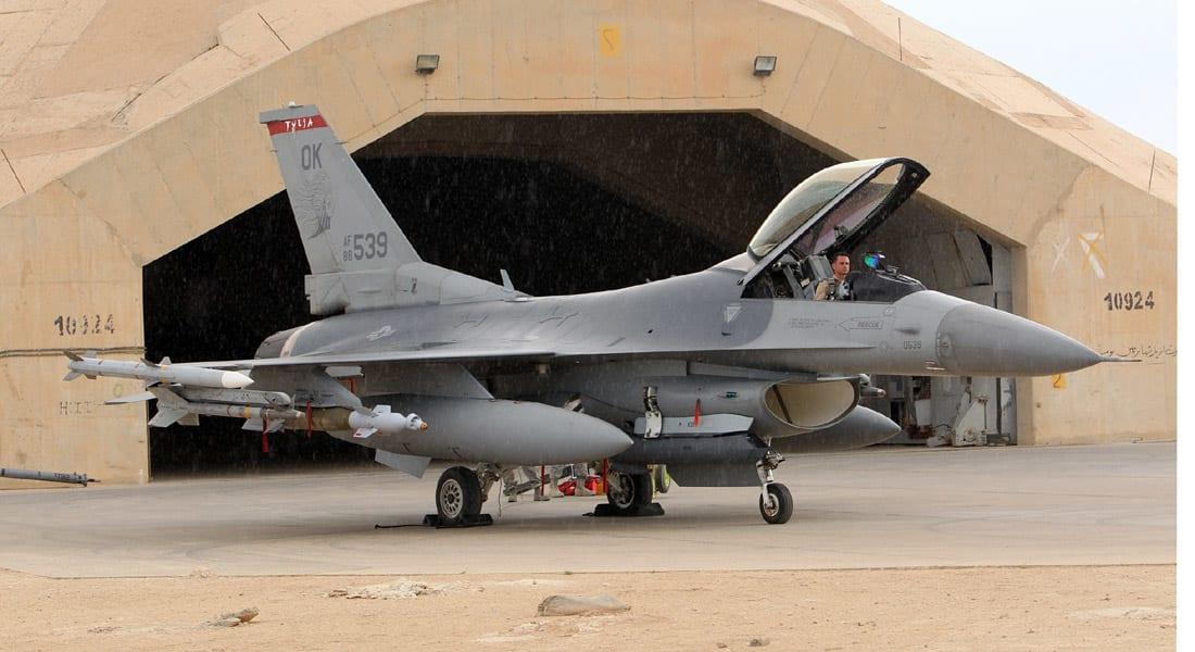 وزارة الدفاع العراقية: طيارونا أنهوا التدريب على طائرات F-16 ونتسلمها على دفعات