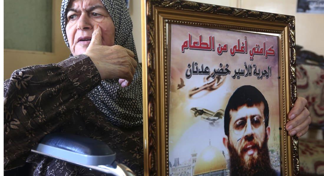 إسرائيل تطلق سراح خضر عدنان بعد 11 شهرا على اعتقاله إداريا