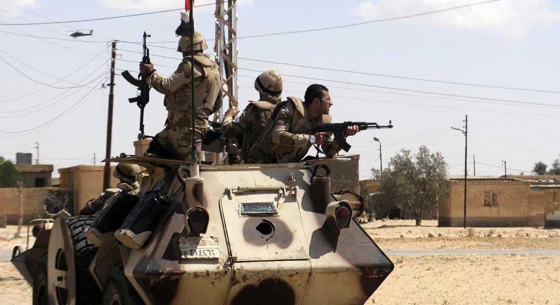 """جيش مصر يؤكد مقتل 252 """"إرهابياً"""" خلال 11 يوماً.. وحظر سير سيارات الدفع الرباعي بسيناء"""