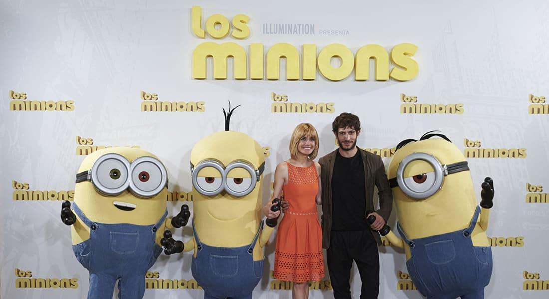 فيلم Minions يدخل التاريخ بعد أرباح قياسية في افتتاحه