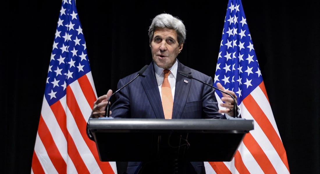 """كيري يرد على معارضي الاتفاق النووي مع إيران: سيجعل العالم """"أكثر أمناً"""""""