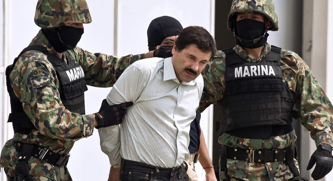 """المكسيك تعرض مبلغ 3.8 مليون دولار لمن يملك معلومات عن زعيم العصابات """"إل تشابو"""""""