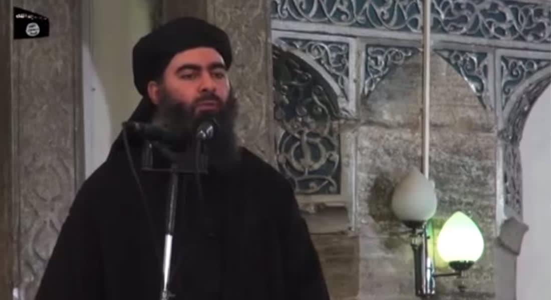 مصادر لـCNN: البغدادي كان في مدينة الرقة على الأرجح