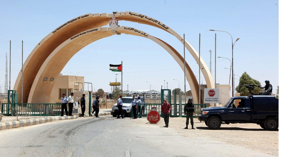 العراق يغلق حدوده مع الإردن إلى حين انتهاء العمليات العسكرية بالأنبار