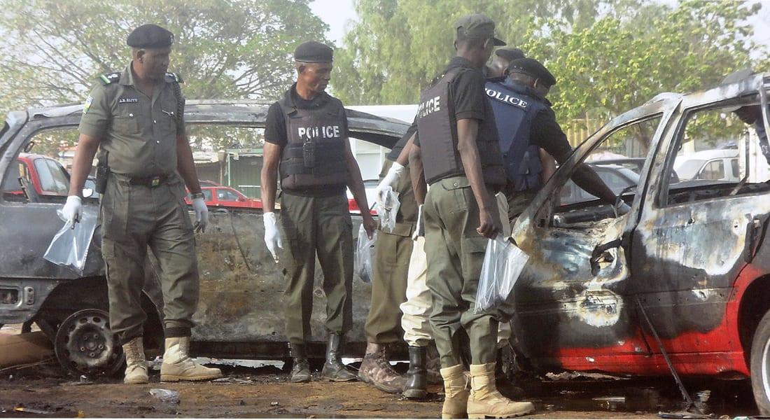 مقتل 48 شخصا وإصابة 58 في تفجيرين بمدينة غومبي النيجيرية أحدهما نفذته انتحارية