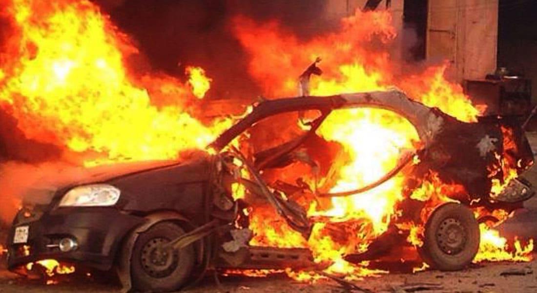 """العراق.. 86 قتيلا و 116 جريحا في تفجير شاحنه مفخخة تبناه """"داعش"""" في خان بني سعد بديالى"""
