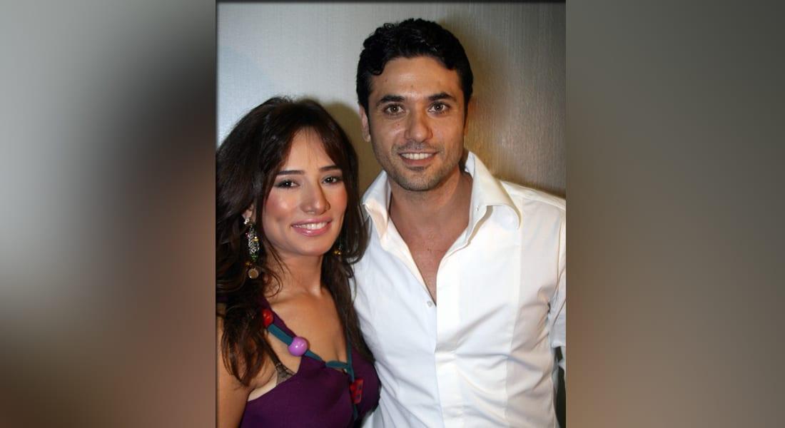 """الممثلة زينة لأحمد عز: """"استرجل وحاول تكون محترم"""""""