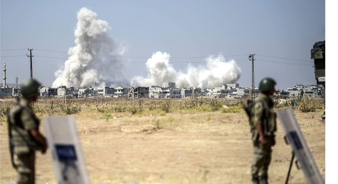 """قتيلان في تفجير مفخخة بحاجز لوحدات الحماية في """"كوباني"""" وسقوط 10 من """"داعش"""" في الحسكة"""