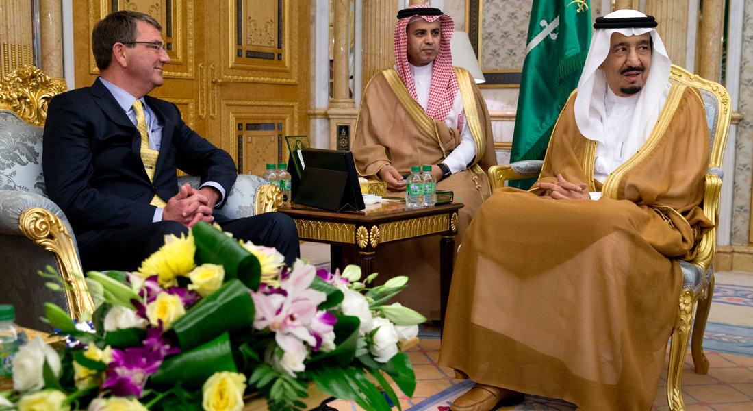 """""""كارتر"""" في السعودية ضمن جولة """"طمأنة"""" حول الاتفاق النووي الإيراني"""