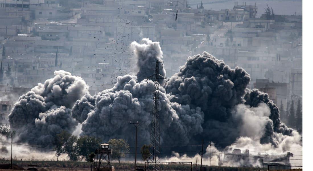 """مقتل 9 من """"داعش"""" في الغارات التركية وخطباء التنظيم : تركيا انضمت للتحالف الصليبي"""