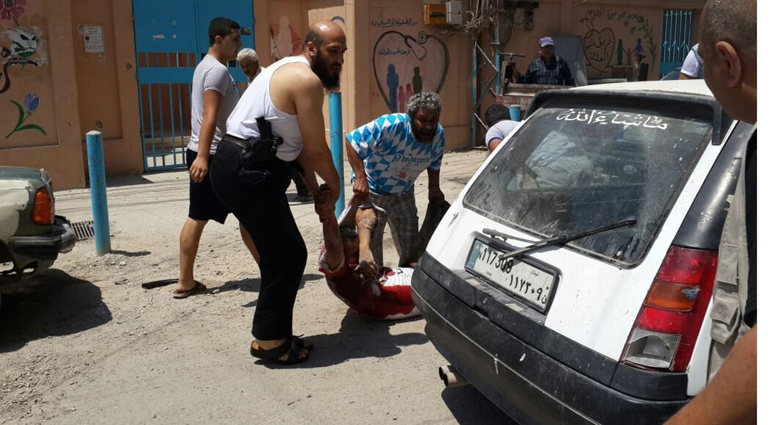 """اغتيال """"طلال الأردني"""" مسؤول فتح في مخيم عين الحلوة واتصالات فلسطينية- لبنانية لاحتواء التوتر"""