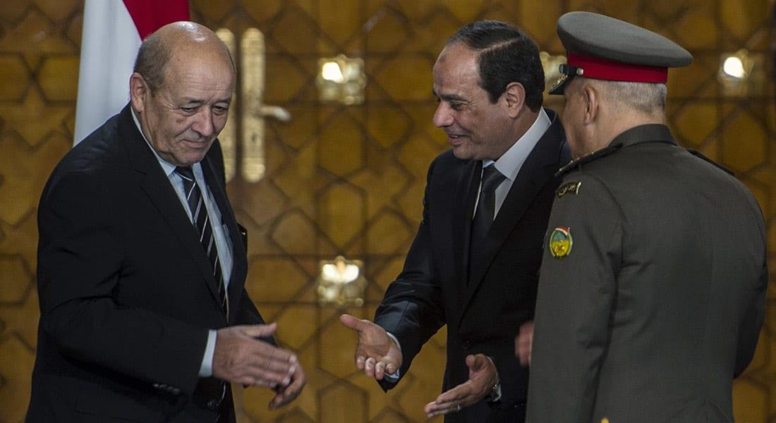 """بعد تسليم 3 مقاتلات """"رافال"""".. عرض فرنسي للتعاون مع البحرية المصرية في بناء السفن"""