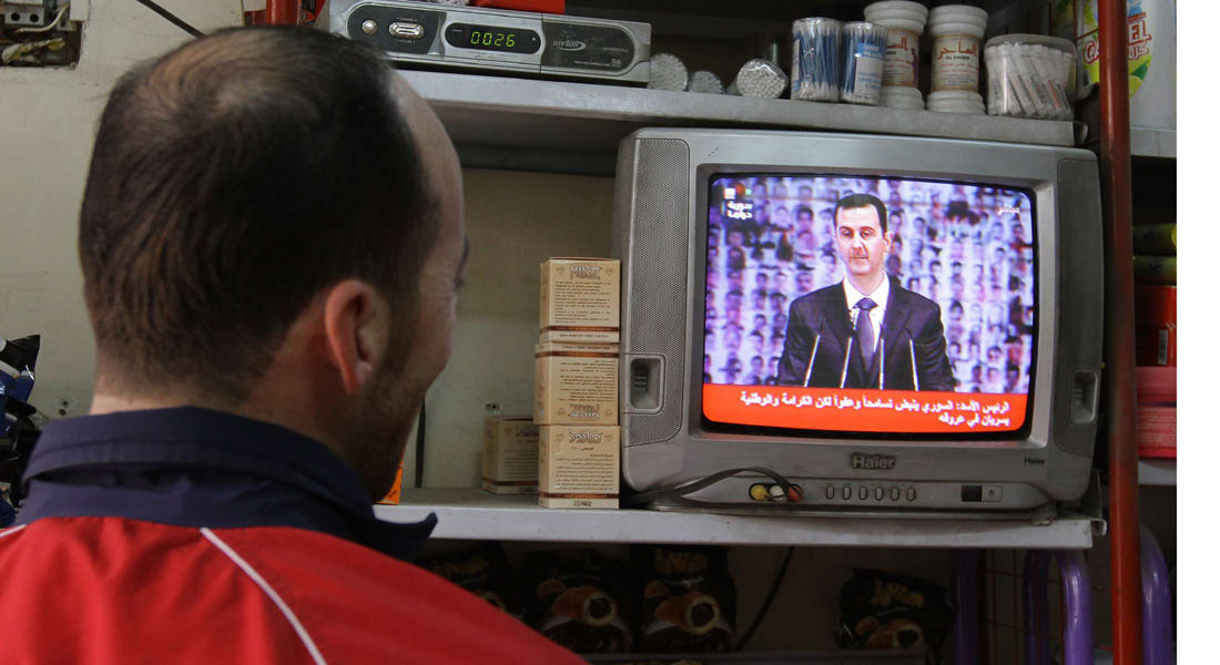 الأسد: لا أفق لحل سياسي في سوريا لأن الدول التي تدعم المعارضة هي التي ترعى الإرهاب
