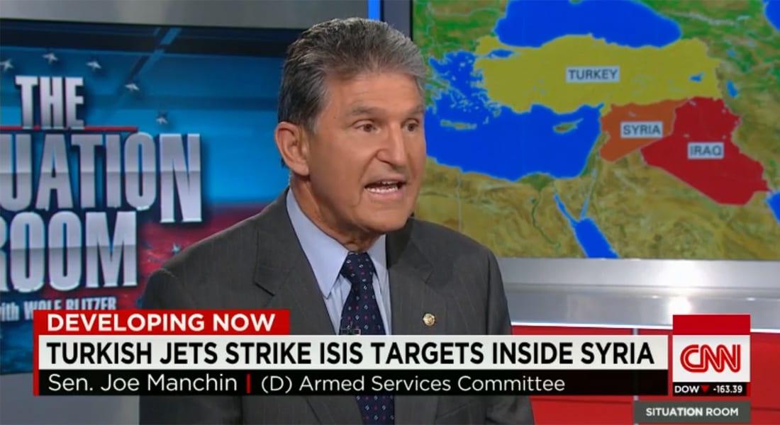سيناتور أمريكي لـCNN: على السعودية الانخراط بمحاربة الإرهاب.. والسنة بالعراق لن يقاتلوا ليعودوا تحت حكومة شيعية