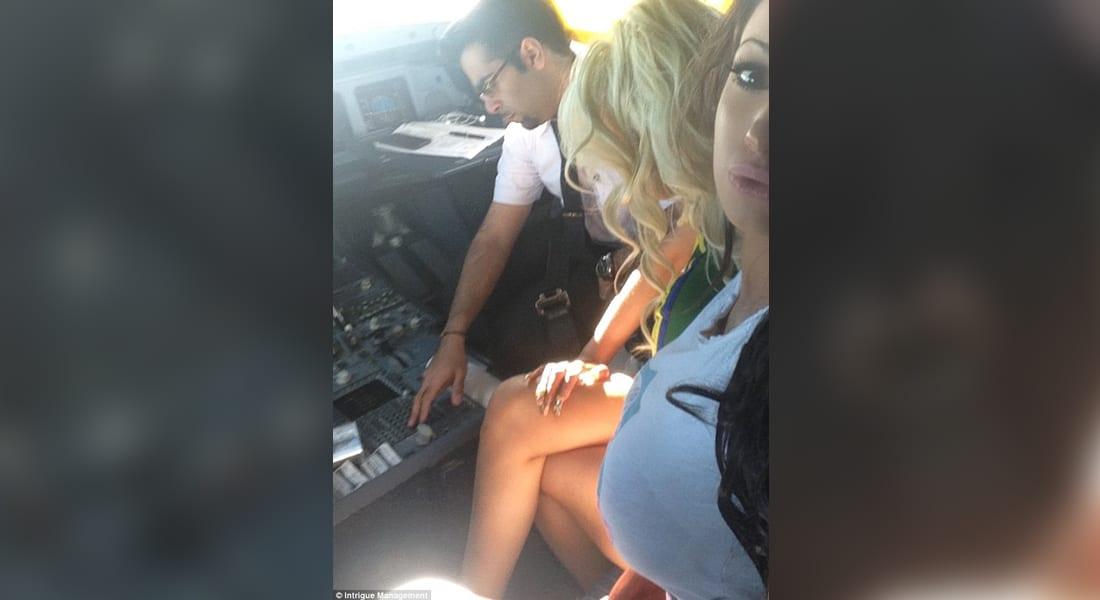 """تقارير.. كابتن إحدى طائرات """"الخطوط الكويتية"""" يخترق القواعد مع ممثلة إباحية في قمرة القيادة"""