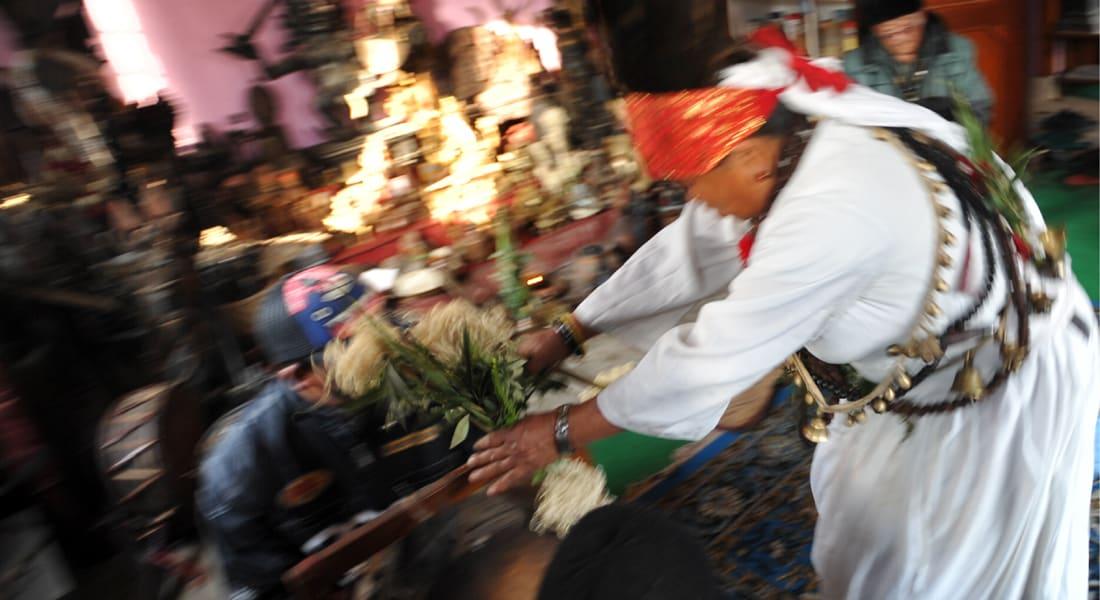 """ذبح طفل في نيبال كـ""""قربان للآلهة"""" من أجل شفاء طفل آخر"""
