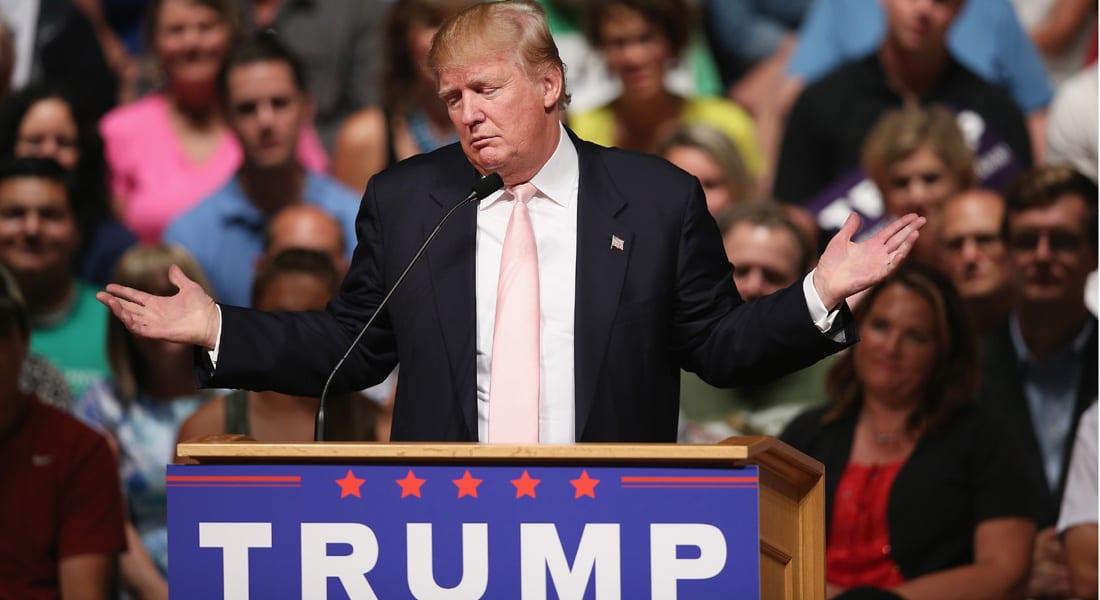 استطلاع رأي: 52% من الجمهوريين يفضلون دونالد ترامب في سباق البيت الأبيض