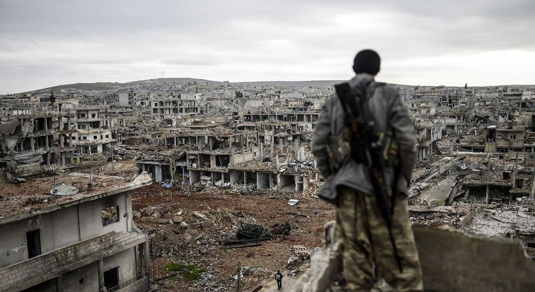 """الحرب السورية.. قوات النظام والوحدات الكردية تتقاسمان السيطرة على """"الحسكة"""" من قبضة """"داعش"""" على جبهات منفصلة"""