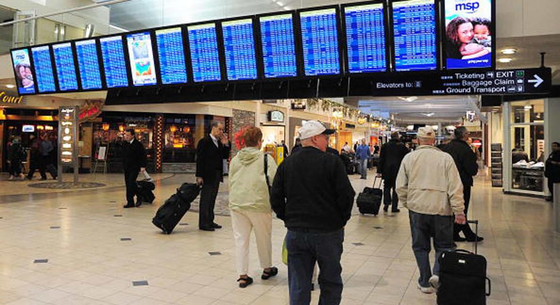 أمريكا.. إخلاء جزئي لمطار مينيابوليس بعد العثور على عبوة مشبوهة
