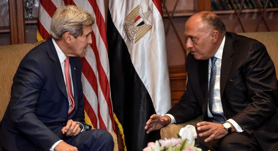 ملفات حقوق الإنسان والإرهاب وإيران تخيم على حوار مصر – أمريكا الاستراتيجي