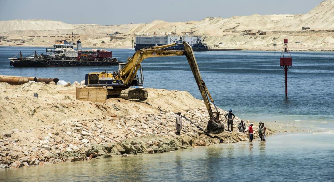رأي.. اقتصاد مصر وقناة السويس الجديدة