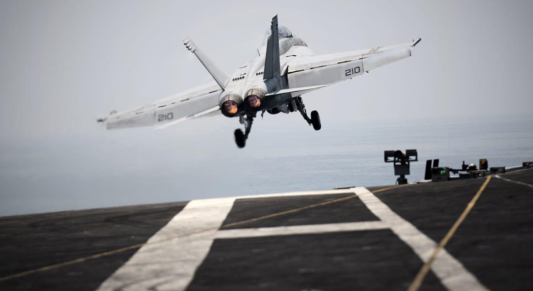 أمريكا تزيل حاملة طائراتها في الخليج لشهرين على الأقل