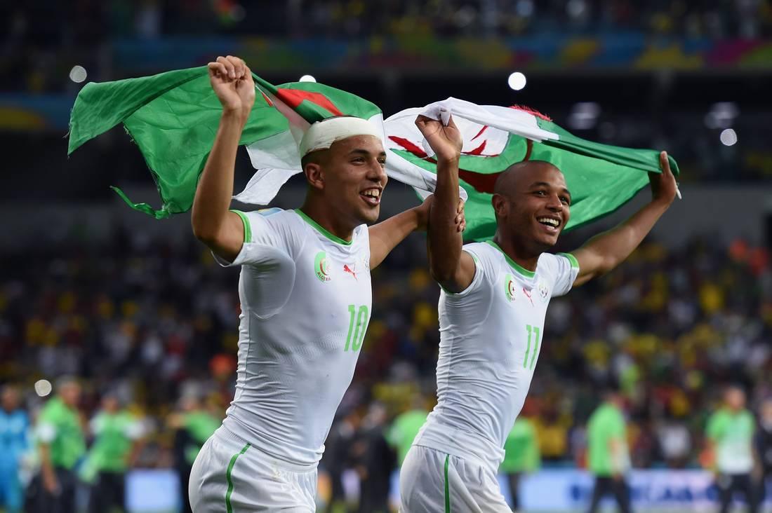 الجزائر تتصدر إفريقيا والعرب والتشيلي تزيح هولندا في التصنيف الجديد للفيفا
