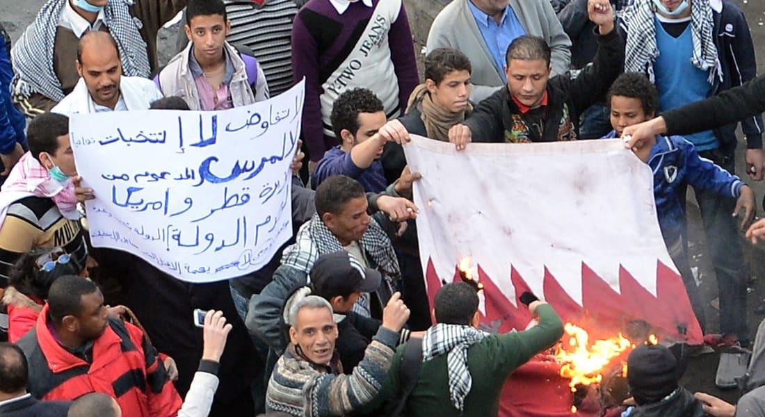 """مصر ترفض عرضاً قطرياً لـ""""الوساطة"""" مع الإخوان: تصريحات غير مقبولة ولا تفاوض مع جماعة """"إرهابية"""""""