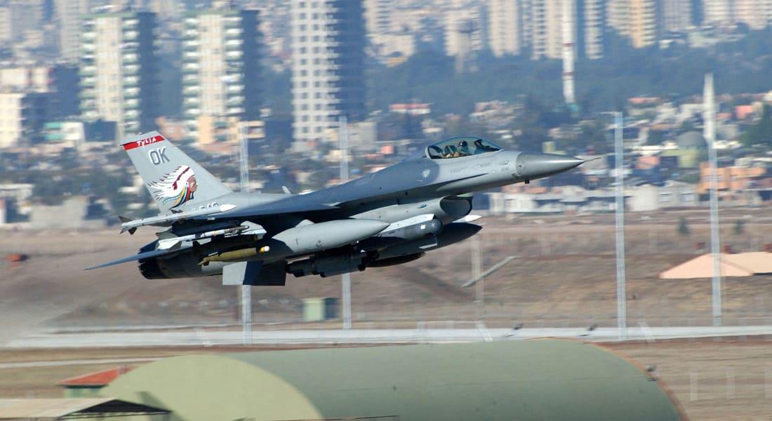 """أمريكا تبدأ بنشر مقاتلات """"إف 16"""" في قاعدة """"إنغرليك"""" لضرب """"داعش"""" انطلاقاً من تركيا"""